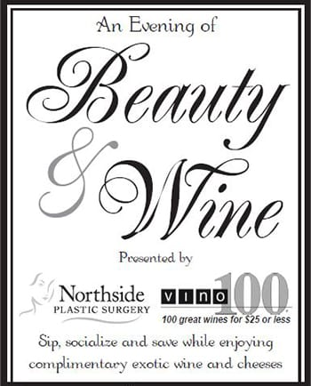 Evening of Beauty and Wine - As seen in the Alpharetta _Neighbor January 2015