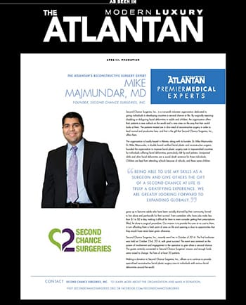 Modern Luxury The Atlantan- Premier Medical Expert November _2014